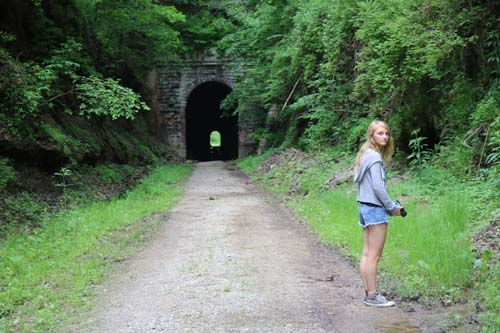 Flinderation Tunnel/Brandy Gap #2